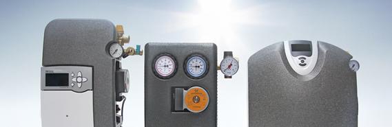 Steuerungen & Solar- / Frischwasserstationen