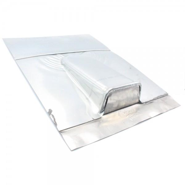 Dachdurchführung für Schiefer und Biberschwanz – Titanzink