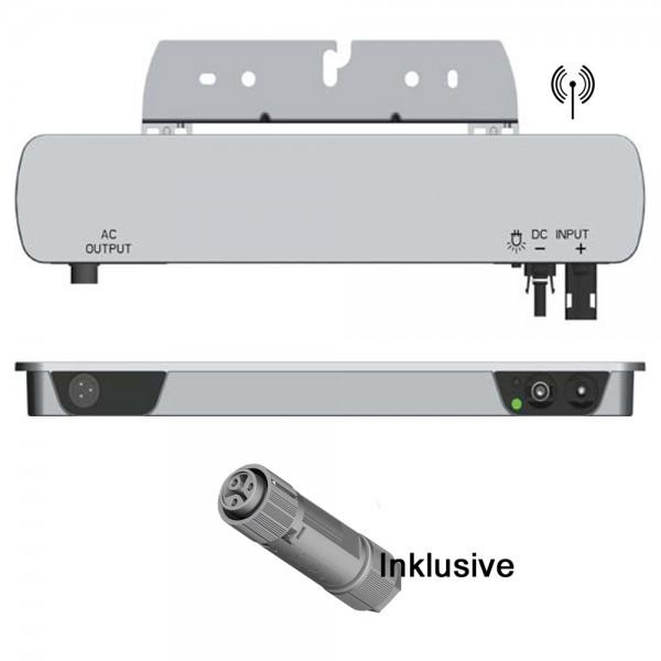 Micro-Wechselrichter 315W INV315-50 Micro Inverter für PV Module + Steckverbinder