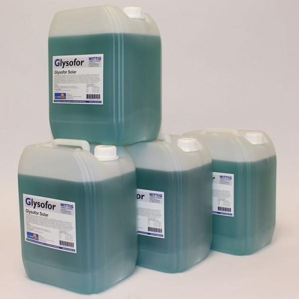 Solarflüssigkeit Konzentrat bis -50°C Frostschutz, Solarfluid - 40 Liter