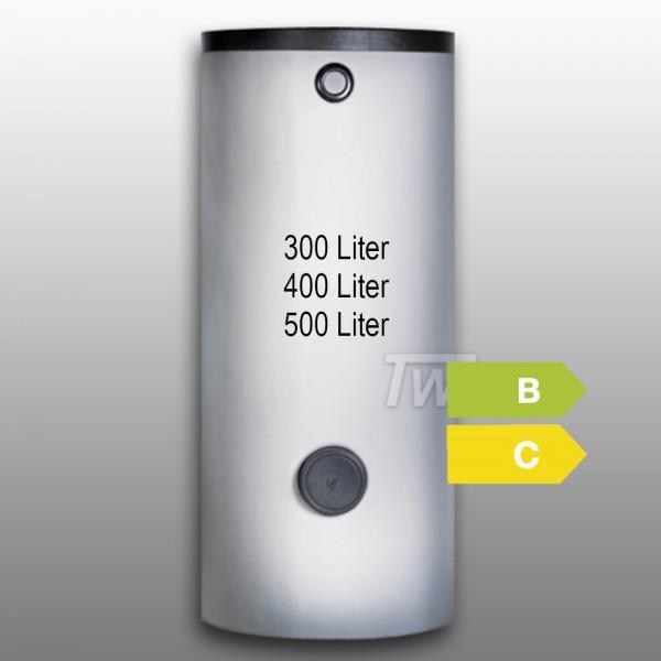 Emaillierter Hochleistungs-Solarspeicher 2x Wärmetauscher Trinkwasserspeicher