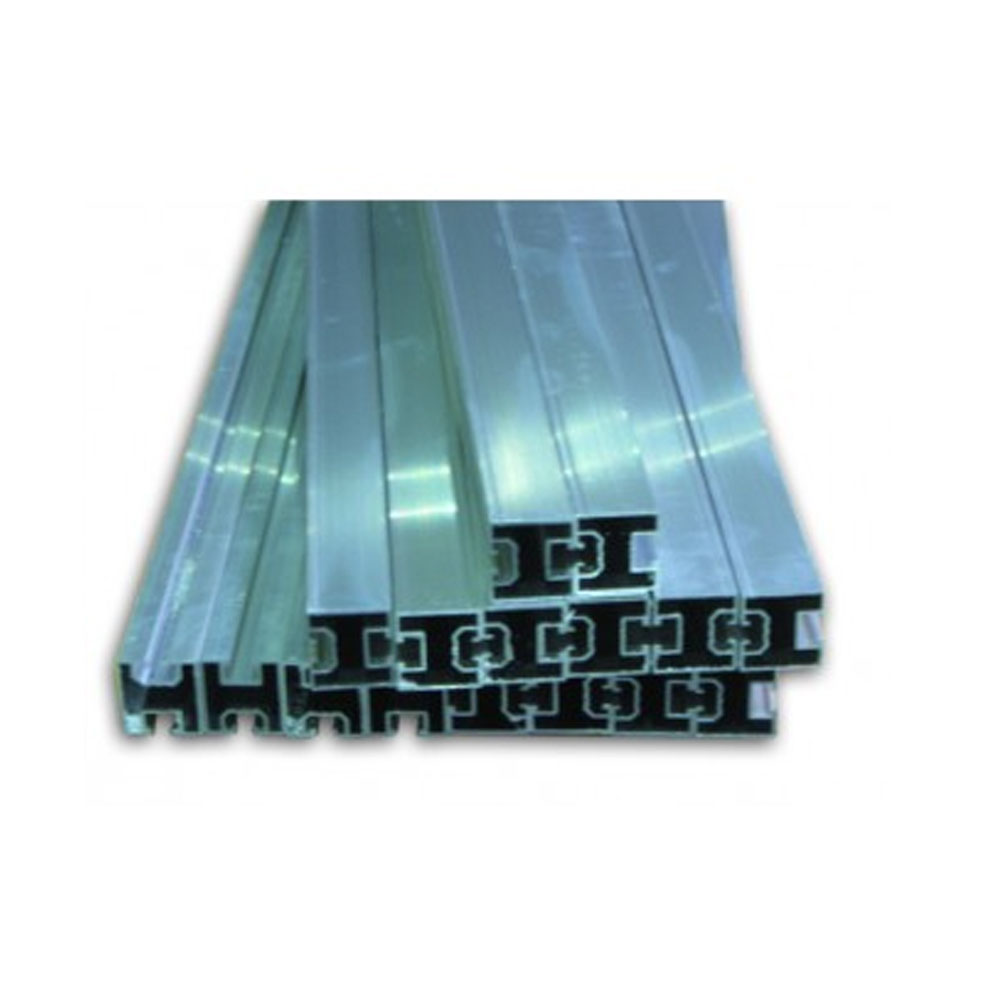 Aluminium Profile 40x40 mm 16 Stück 200 cm