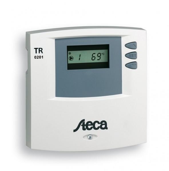 Solarsteuerung Steca TR 0201 (mit Fühler)