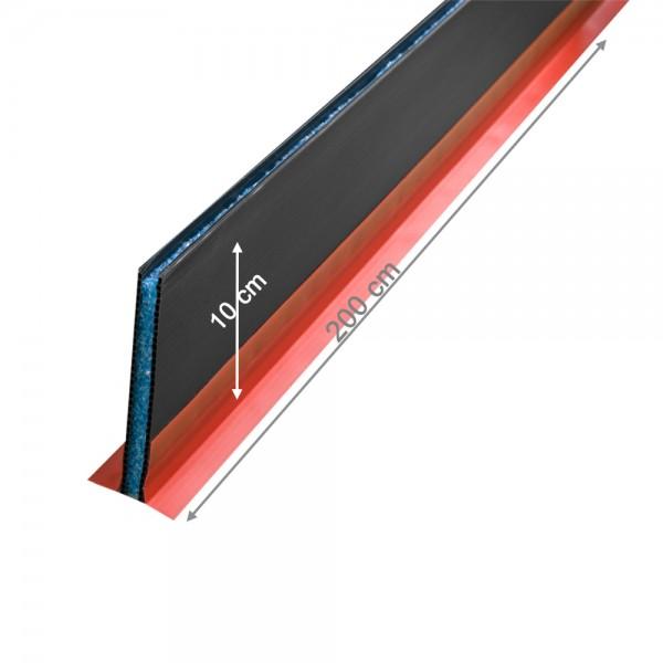 2m Dehnfugenprofil selbstklebend 10 mm für Estrich Bodenbau Fußbodenheizung