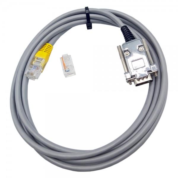 CAN-Kabel für REC BMS DB9 --> RJ45 Länge 2m