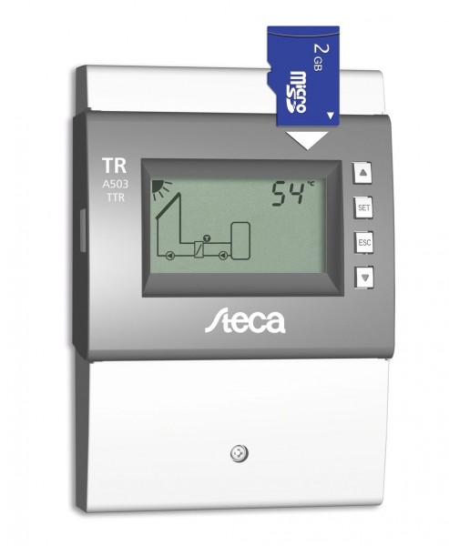 Solarsteuerung Steca TR A503 TTR (mit Fühler)