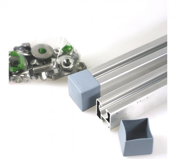 Trägerprofilset für Eurotherm-Solar CPC Vakuumröhrenkollektor 24R