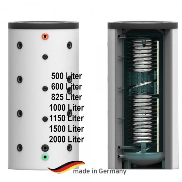 Hygiene-Kombi-Speicher ohne Wärmetauscher 500 - 2000 Liter Warmwasserspeicher