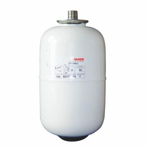 Varem Brauchwasser- / Trinkwasser Ausdehnungsgefäß 8 l