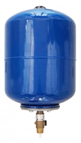 VAREM INTERVAREM LS 8 L – 12 L DVGW Membran-Ausdehnungsgefäß für Trink- und Brauchwasser