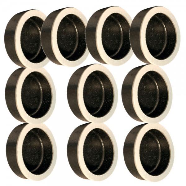 10er-Set Isolierkappen für Speicher