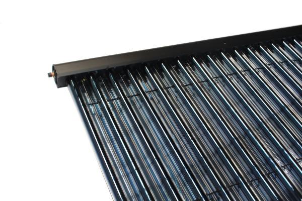 Eurotherm-Solar CPC Vakuumröhrenkollektor 24R (5,12 qm) BlackLine
