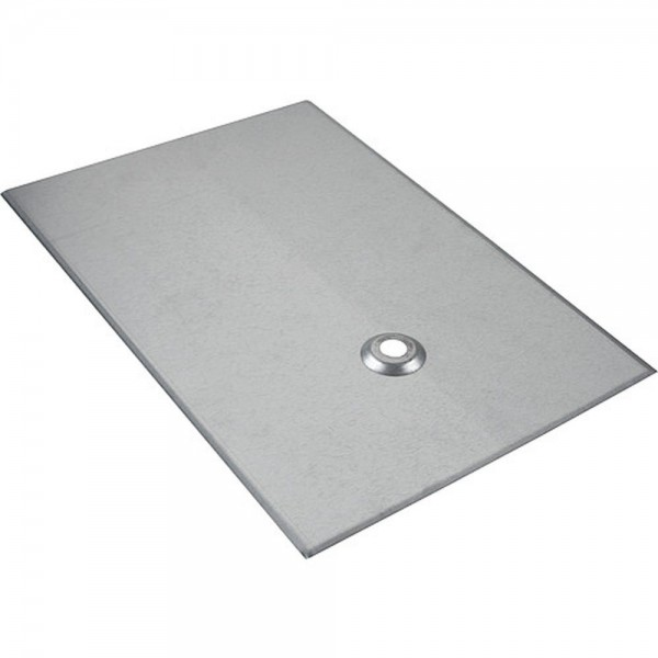 Unterlegplatten Typ Schiefer Edelstahl Metalldachplatte