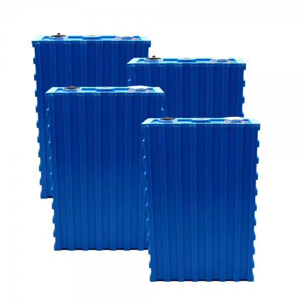 4er-Set CALB SE200 Lithium-Zelle LiFePO4 Basis Batterie Monozelle 3,2V 200Ah