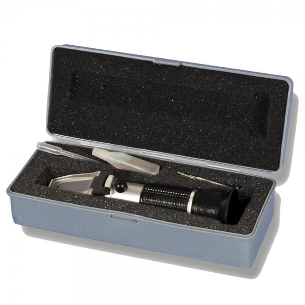 Resol Refraktometer-Set zur Bestimmung des Frostschutzgehaltes