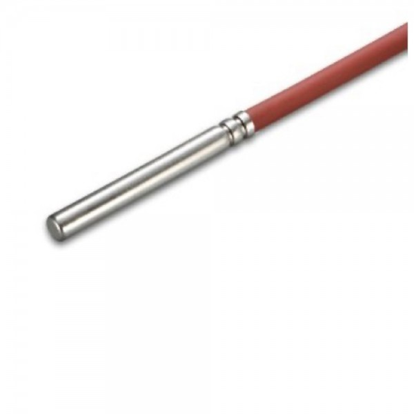 PT1000 Temperatursensor 200°C 2,0m bis 20m Speicherfühler Kollektorfühler Solarfühler