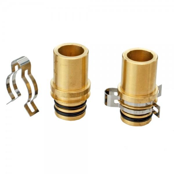 STI Kollektoranschluss-Set 22mm - NUR für STI Flachkollektoren geeignet