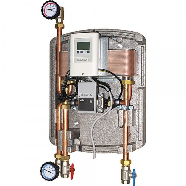Frischwasserstation Easyflow Fresh 4, mit Zirkulationpumpe