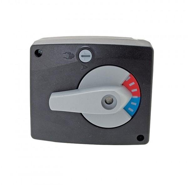 Stellmotor Easyflow 3-Punkt 230V AC mit Anbausatz