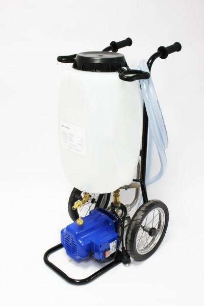 Mietgerät Solar- Befüllstation inkl. 30 Liter Tank