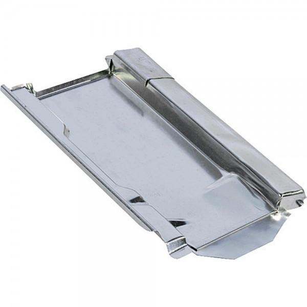 Unterlegplatten, Typ Ton – Verzinkt – Braun pulverbeschichtet