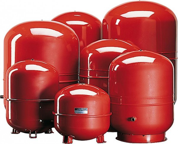 Membran Ausdehnungsgefäß Zilflex H 105 Liter Heizung