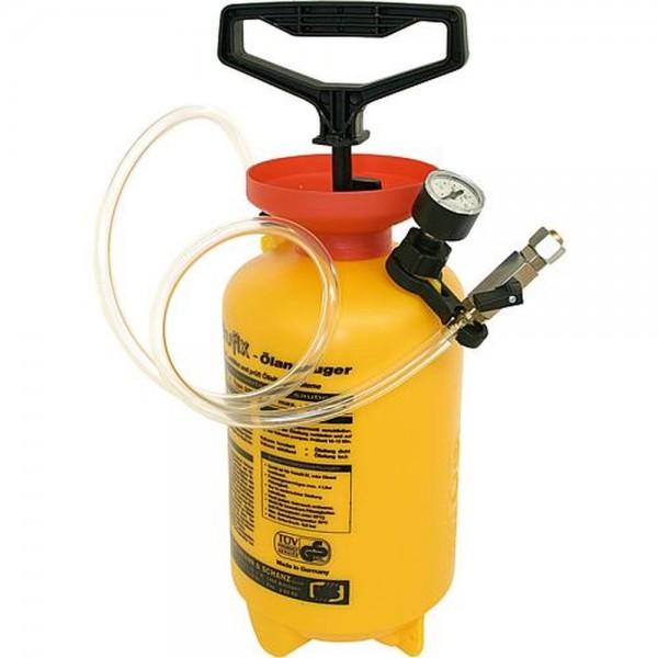 4 Liter Ölansauger Ölpumpe Ölansaugpumpe Ansaugpumpe Handpumpe Heizölpumpe