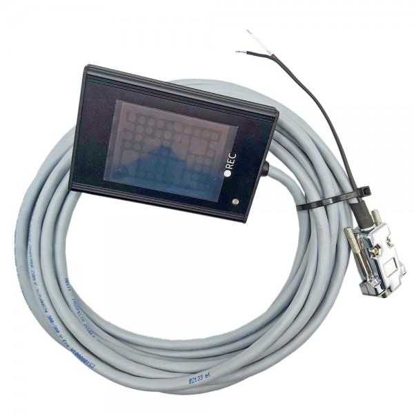 LCD Touch-Display für REC BMS