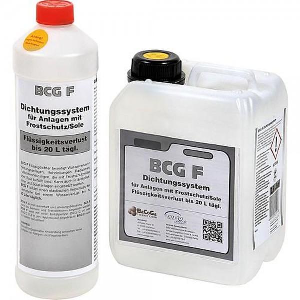 BCG Flüssigdichtmittel Selbstdichtmittel BCG-F Flasche 1 Liter
