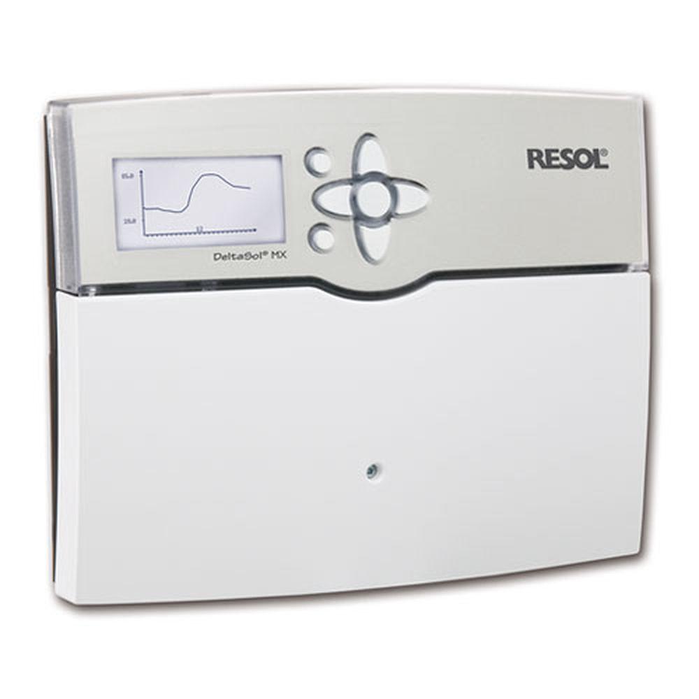 Heizungsregler Resol DeltaTherm HC 1 x FAP13, 1 x FRP21, 3 x FRP6 Komplettpaket