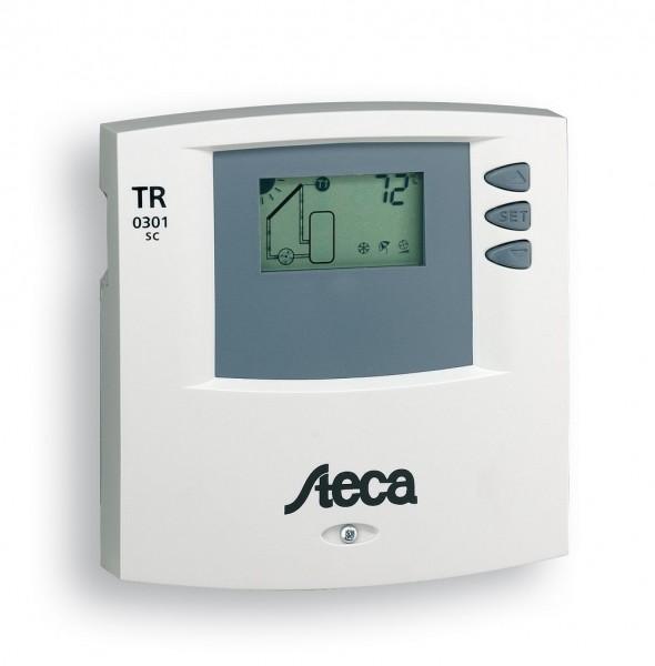 Solarsteuerung Steca TR 0301sc (mit Fühler)